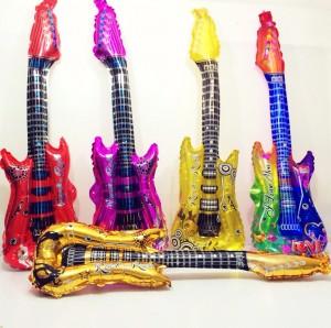 גיטרות מתנפחות