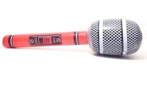מיקרופון ענק